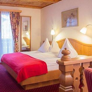 Alpenblick Dreibettzimmer Superior