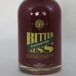 Baumgartner & Co. AG, St. Gallen - Goba, Bio Bitter Suess
