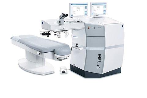 Chirurgie laser/réfractive de correction des défauts de la vision