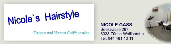 Nicoles Hairstyle