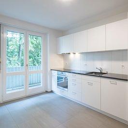 Gesamtsanierung 14 Wohnungen Küchen & Bäder in Basel
