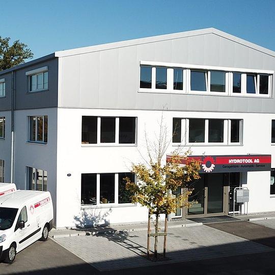 Hydrotool AG  - 6032 Emmen - Werkgebäude