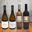Domain de Valensac; Chardonnay avec Mention, Caprices, entre nous Blanc, entre nous Rouge