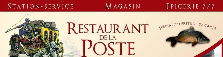 Café, Restaurant de la Poste
