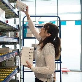 Logistik Lager Publicare AG
