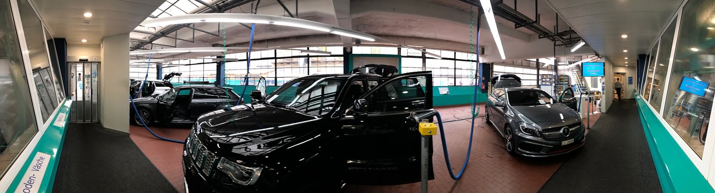 Car Cosmetic Halle / Kundengang
