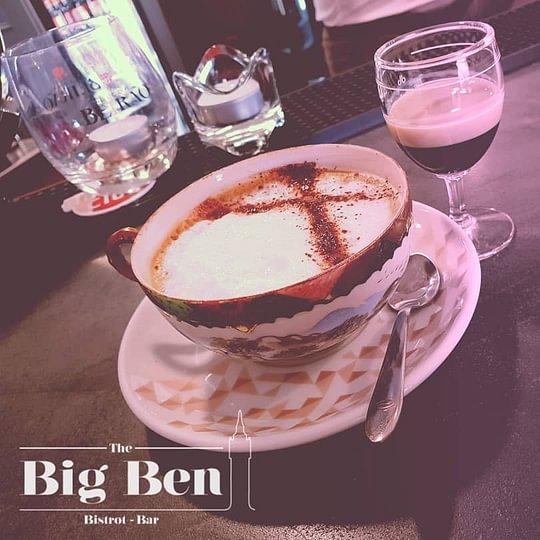 Un endroit idéal pour boire un café