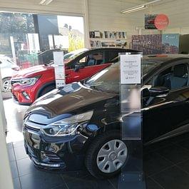 Garage du Crêt Renault - Showroom
