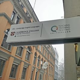Cambridge English Languages GmbH, St. Gallen - Vadianstrasse