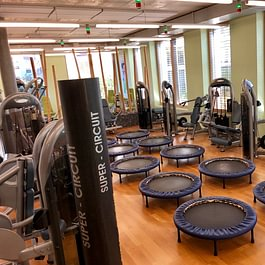 CITY ONE FITNESSCLUB