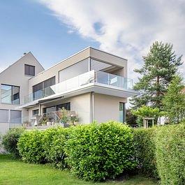 Dreifamilienhaus Zürcherstrasse, Muri (AG)