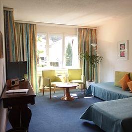 Familienappartement mit 2 Schlafzimmer