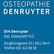 Osteopathie Denruyter
