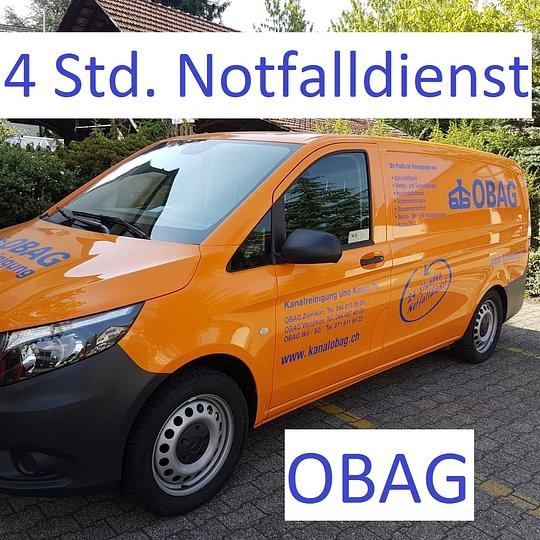 OBAG KANALREINIGUNGS-AG