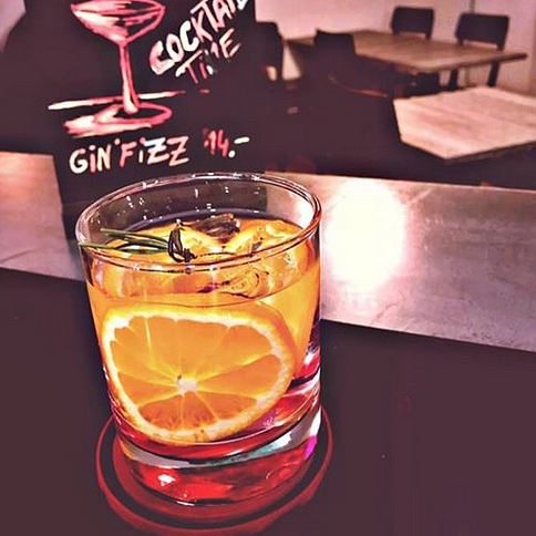 Lieu idéal pour un cocktail