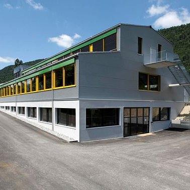 Notre bâtiment