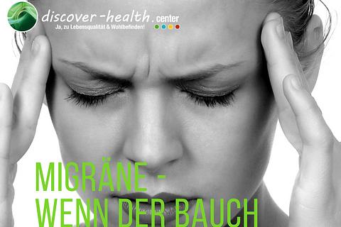 Kopfschmerzen & Migräne - wenn der Bauch Kopfweh hat!