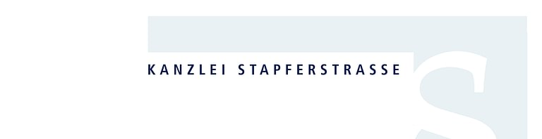 Kanzlei Stapferstrasse