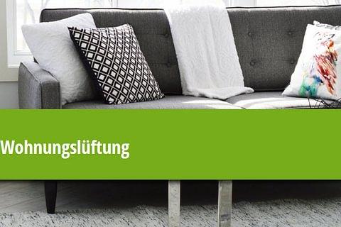 Frische Luft für modernen Wohnraum