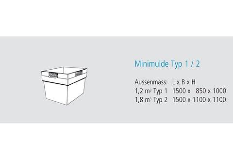 Minimulde Typ 1 / 2