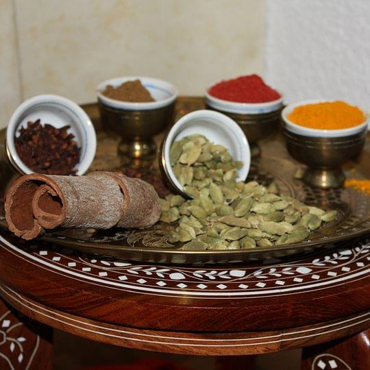 Indische spices