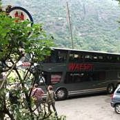 parcheggio per bus