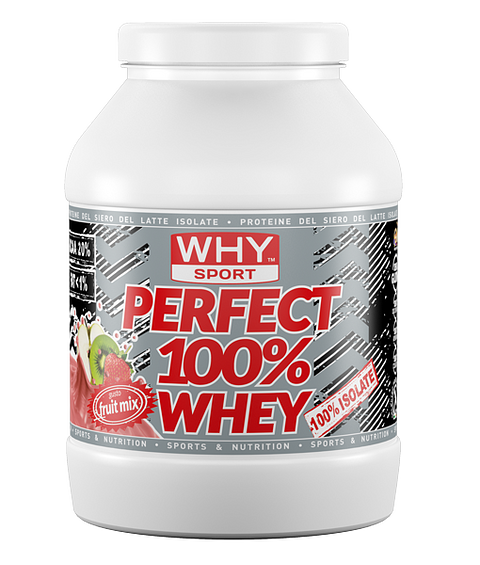 WHY SPORT Extra quality whey & veg proteins