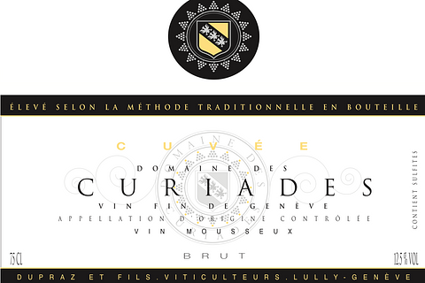 Mousseux Méthode Traditionnelle