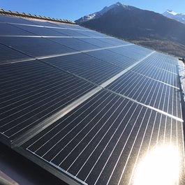 Kippel AG - Photovoltaik-Anlagen vom Feinsten