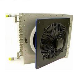 Warmwasser-Lufterhitzer