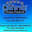 California Fitness Products SA