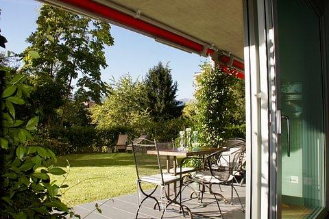 Esclusivo appartamento 4.5 locali con giardino
