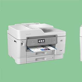 stadler IT GmbH, St. Gallen, IT Lösung, Hardware, Brotherdrucker, Printer, Tintenstrahldrucker, Patronen