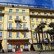 Facciata Hotel, Esterni, entrata, dal 1888, Hotel Walter, Main Entrance