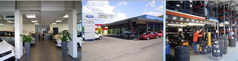 Degen AG Garage