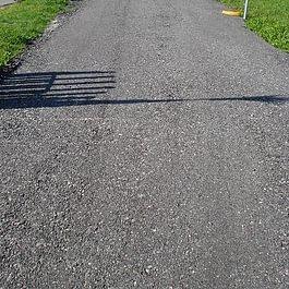 Erstellung oder Sanierung von Naturstrassen