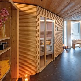 RUKU-Sauna tradizionale