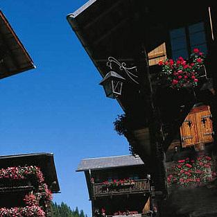 Hôtel Restaurant Becs de Bosson