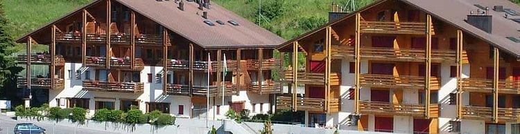 Castel Club Leysin Parc