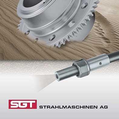 SGT Strahlmaschinen AG