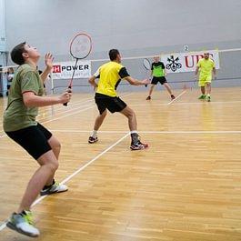 Aranea Kletter- und Badminton Zentrum