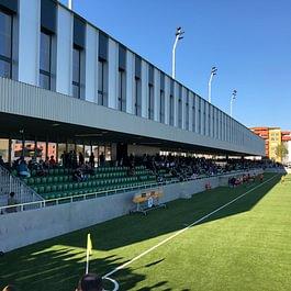 Aussenwandelemente, Stadion Kleinfeld Kriens