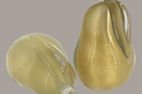 Muaro Glass Pear