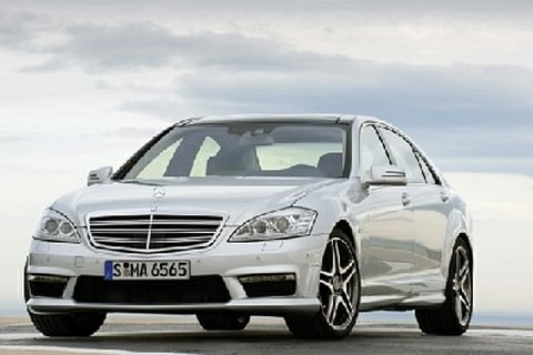Location Mercedes S500 4 Matic