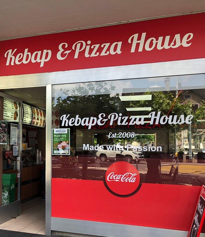 Kebab und Pizza House Baar