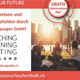 Cambridge English Languages GmbH, St. Gallen - Sprachaufenthalt