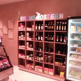 unser neuer Laden