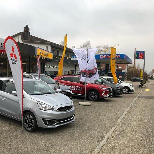 Garage du Tabeillon (Mitsubishi et Opel)