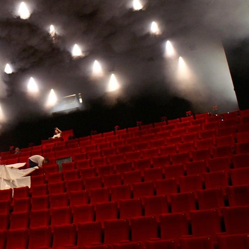 Gestion CVC-R Complexe Multisalles Cinéma