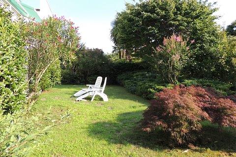 Caslano - bell'appartamento con giardino
